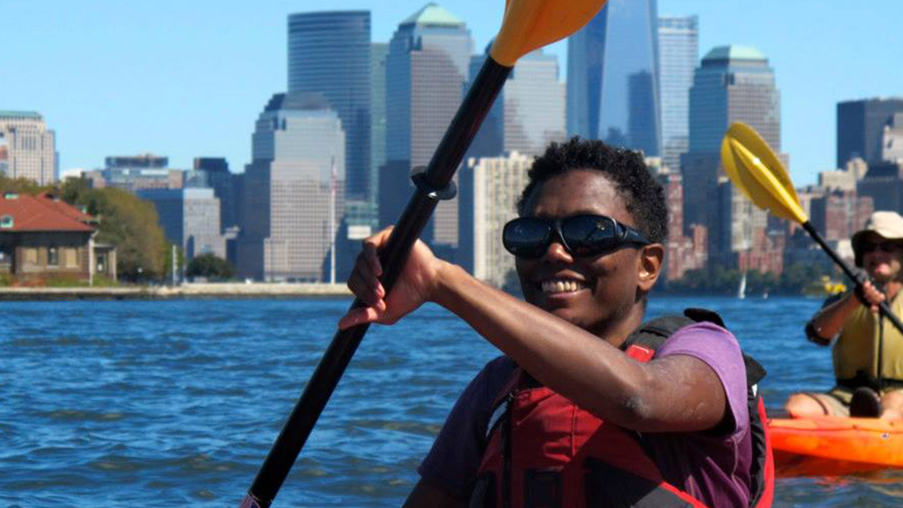 Volunteer trips - Free trips in and around the New York Harbor available exclusively for our volunteers