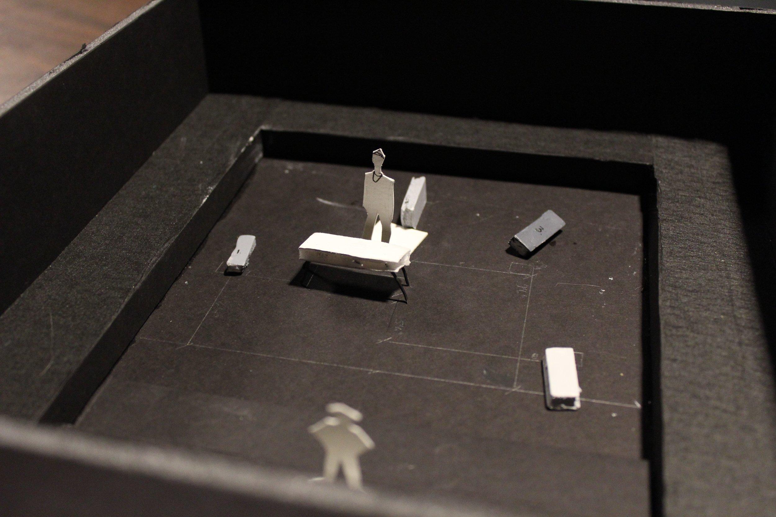 The Theatre Centre version of the model