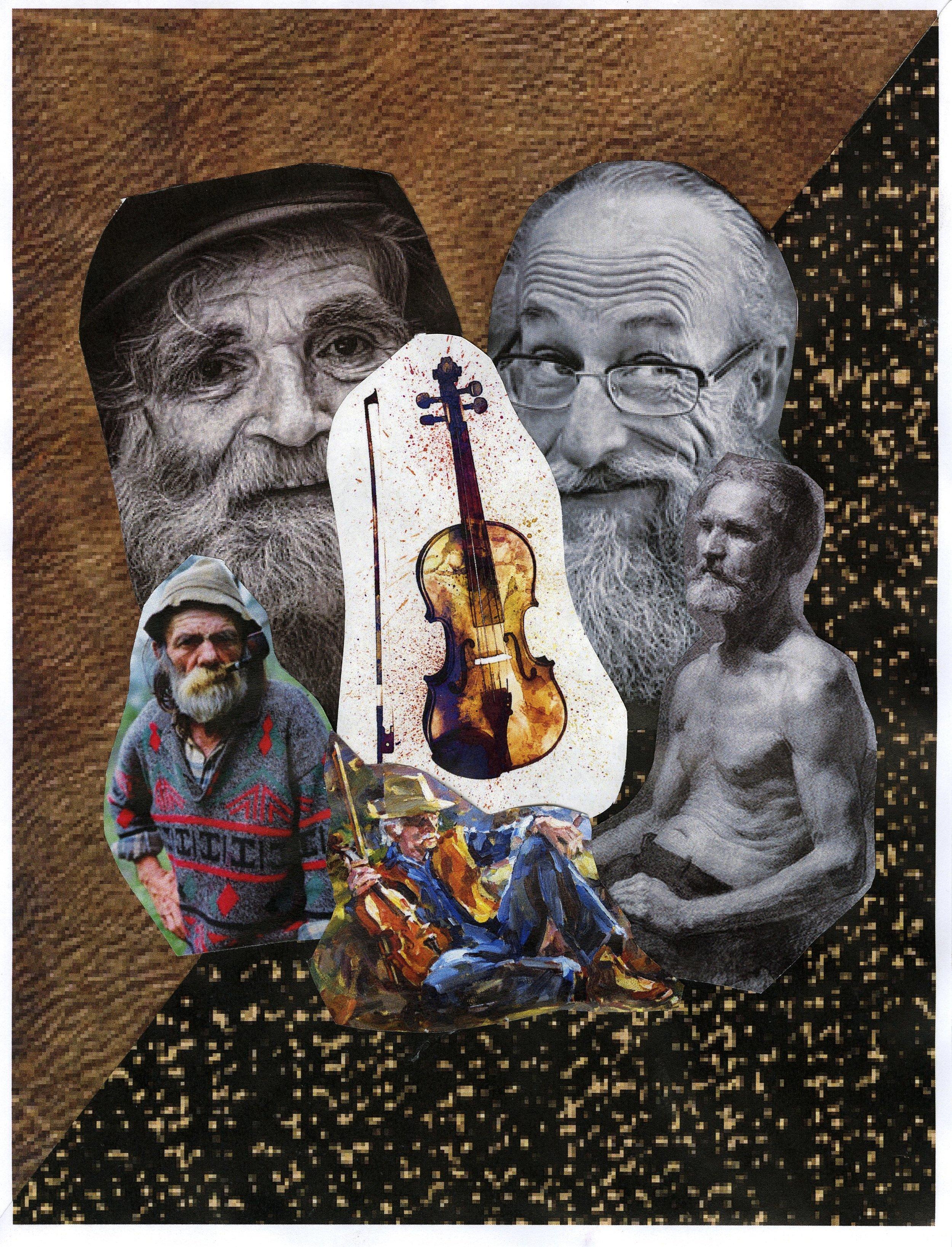 The Fiddler - inspiration