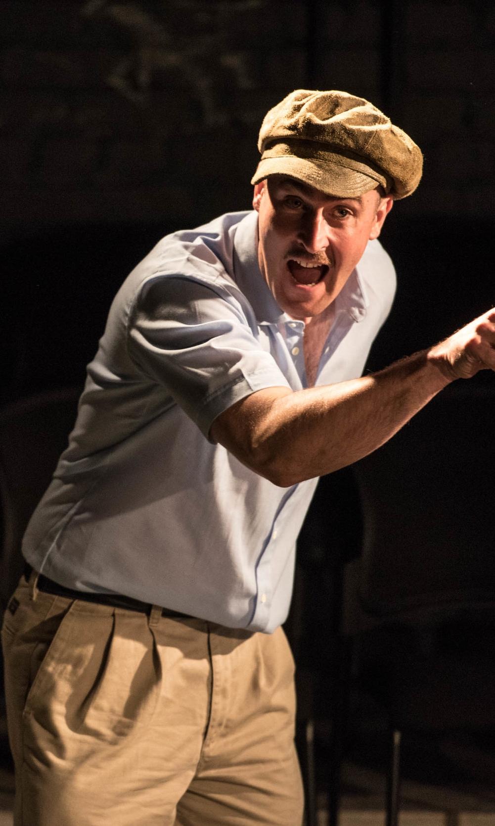 Graham Cutherbertson as Father. Photo by Dahlia Katz