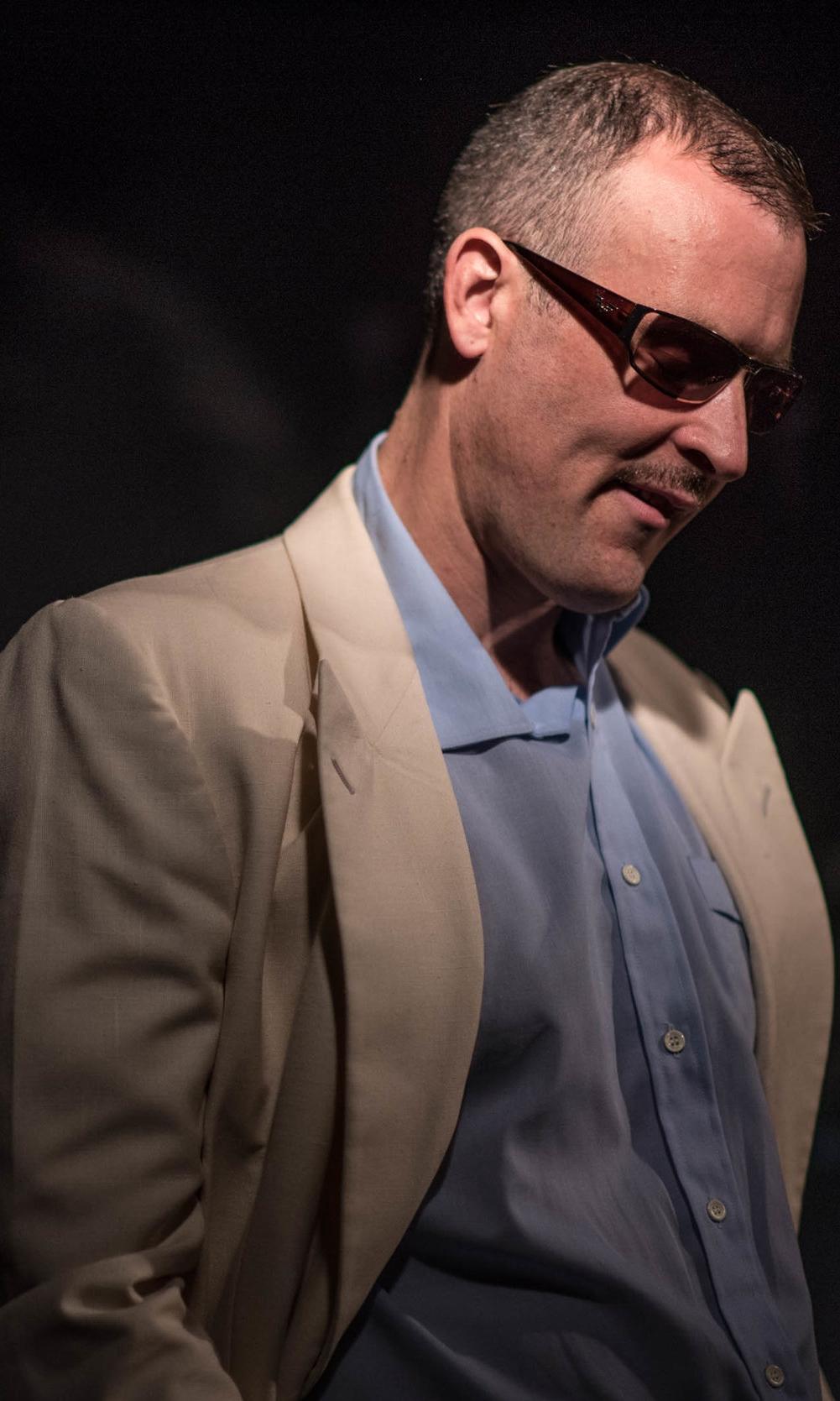 Graham Cutherbertson as Jay. Photo by Dahlia Katz