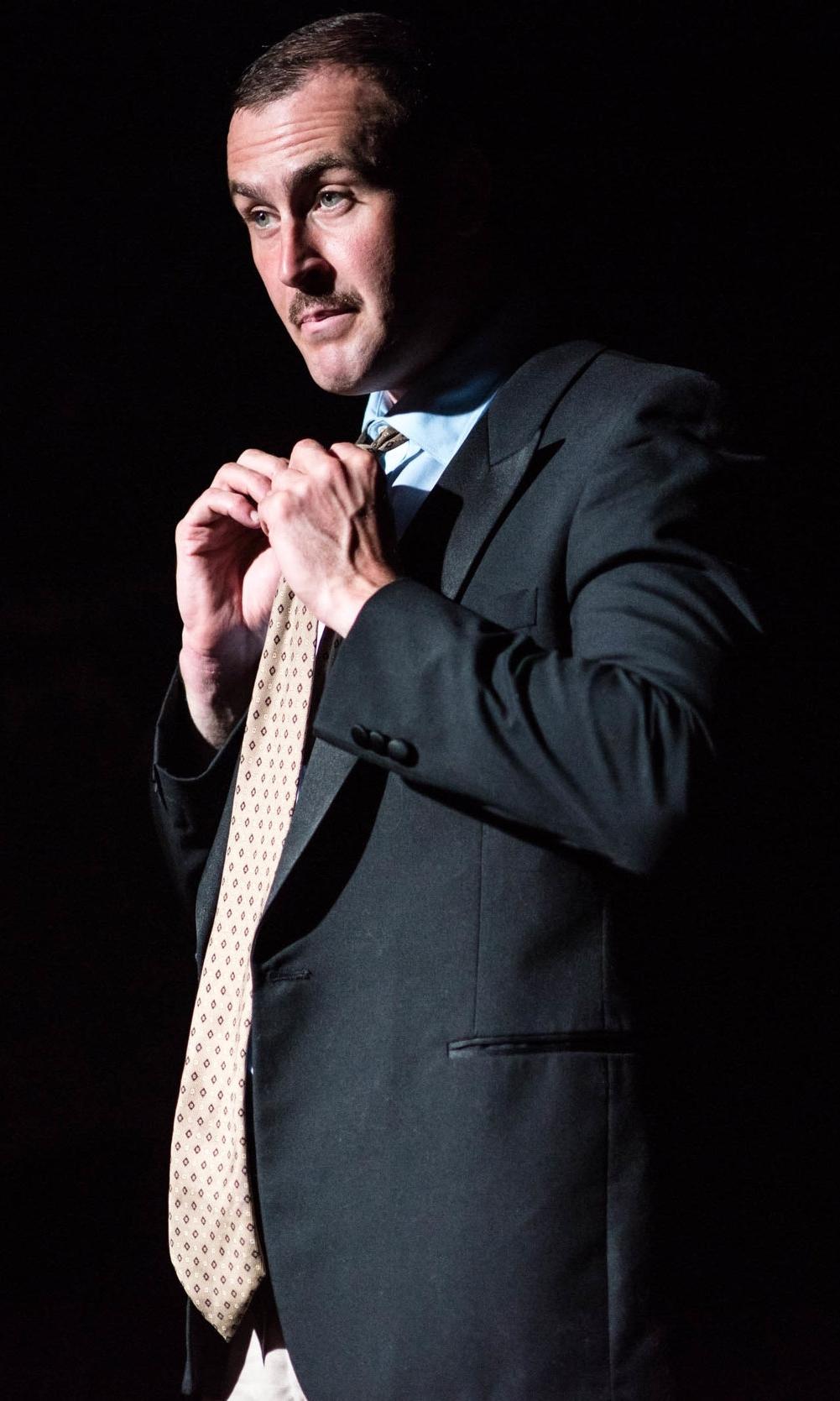 Graham Cuthbertson as Husband. Photo by Dahlia Katz