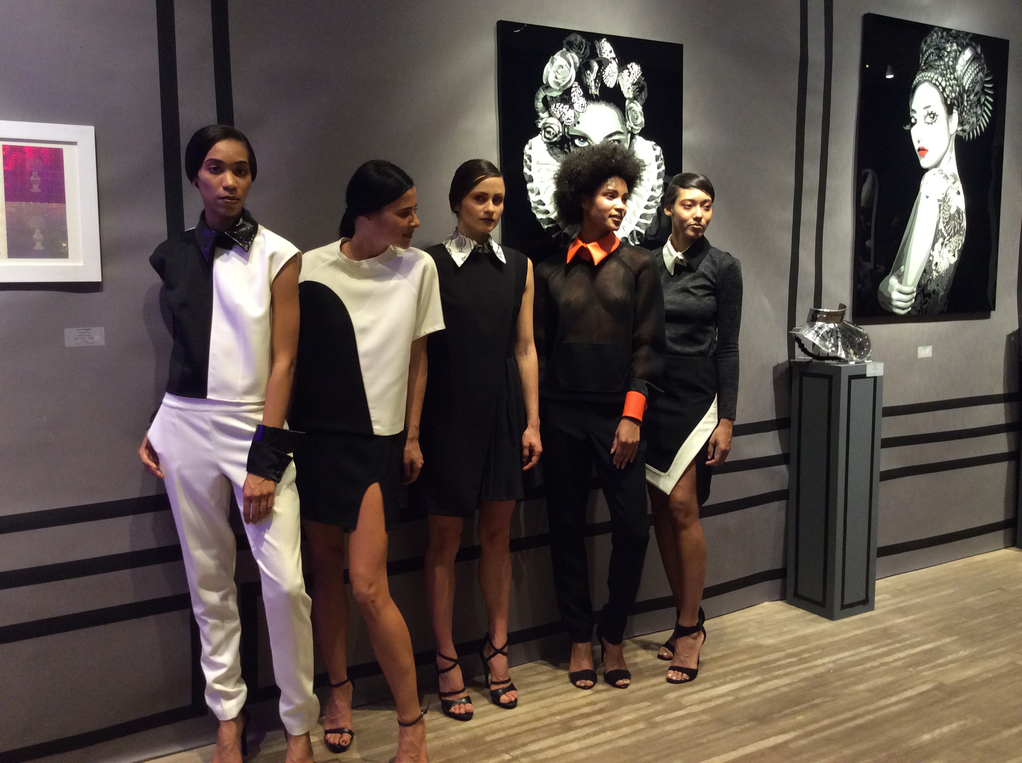 When Fashion Meets Art Exhibition at Artemisia Gallery - 4