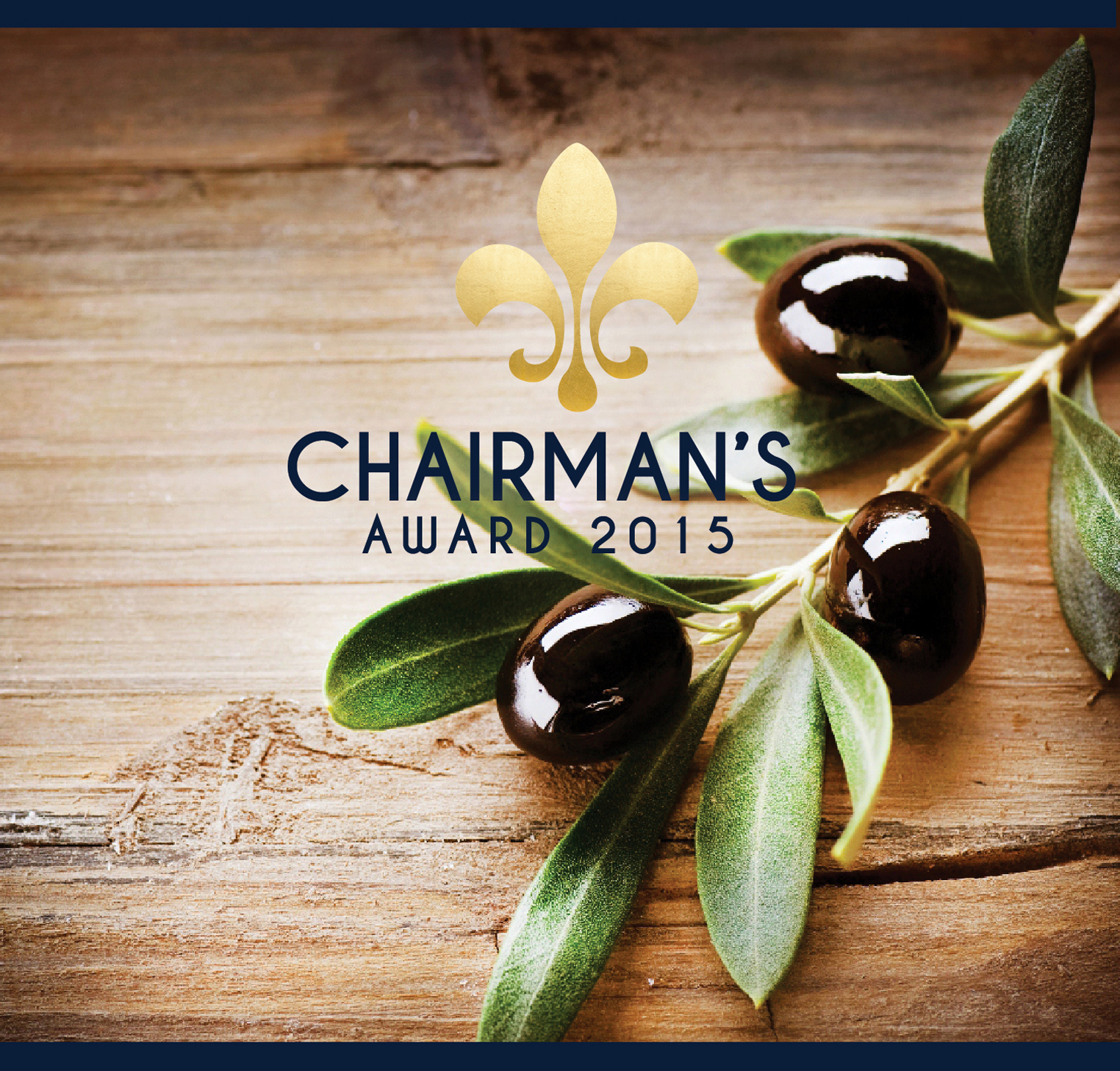 Liberty Mutual Chairman's award design and marketing campaign