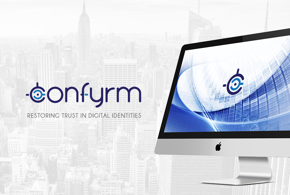 Confyrm Brand Identity: Restoring trust in the digital identities