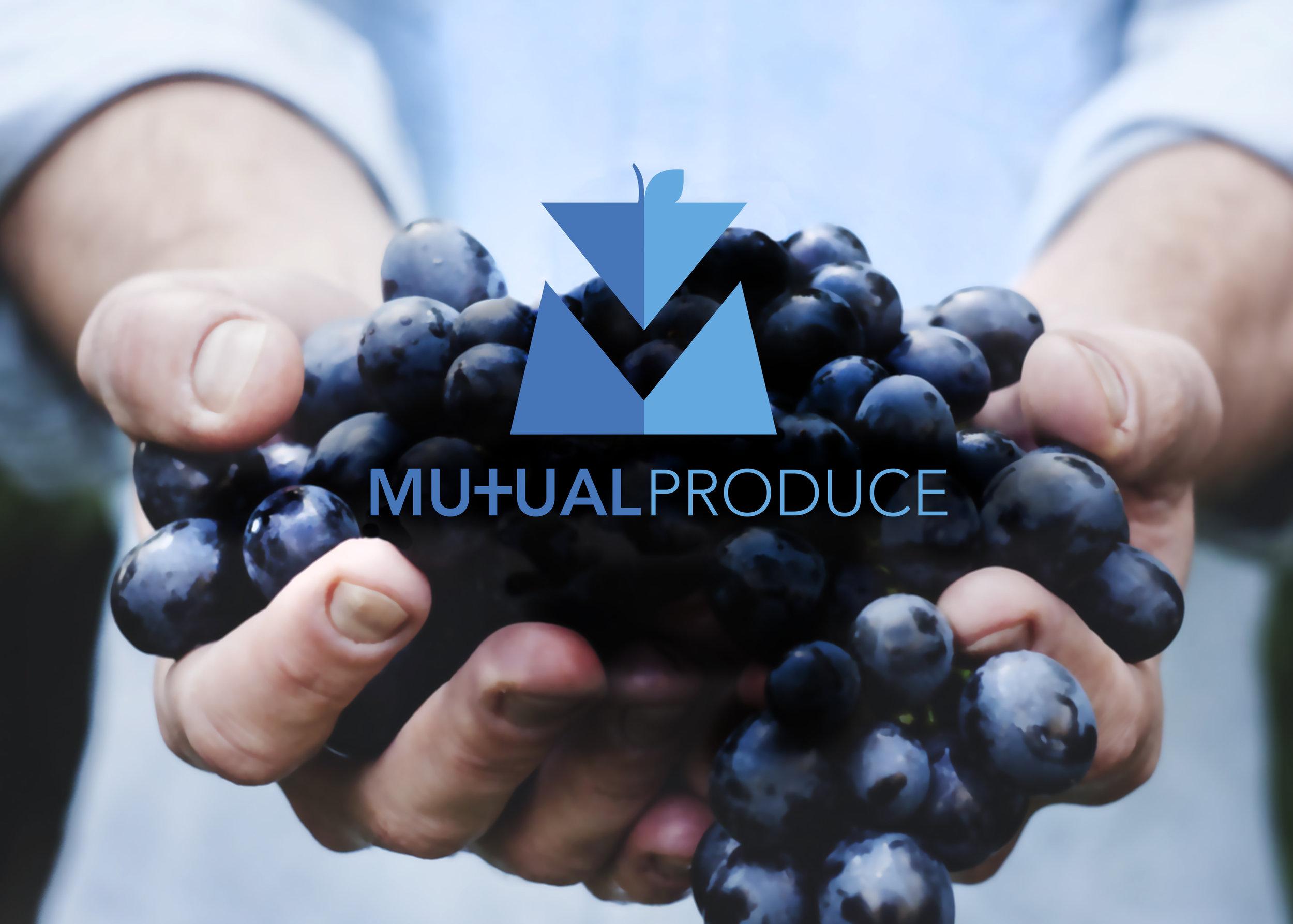 Mutual Produce Brand Identity