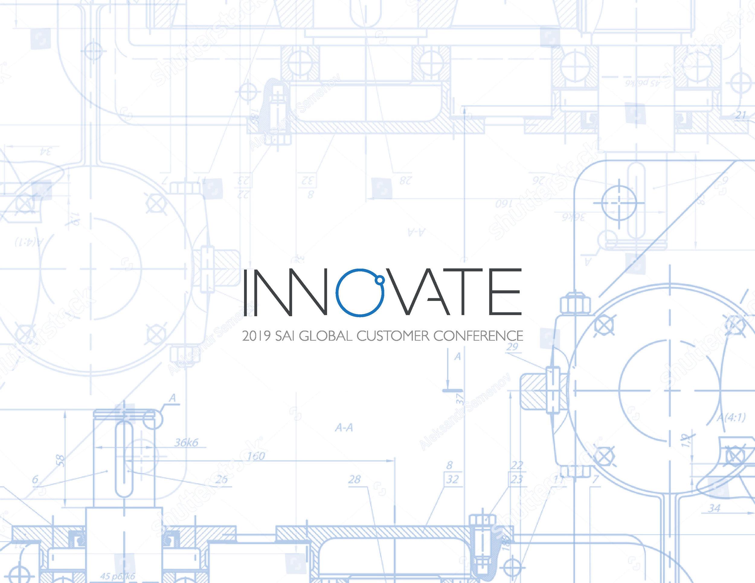 Innovate SAI Global Customer Conference 2019