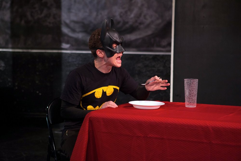 My Dinner With Batman, The Flea Theater (#serials@theflea)