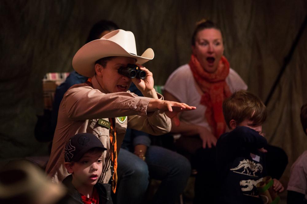 Photo: Buatti-Ramos Photography, courtesy of Trusty Sidekick Theater Company