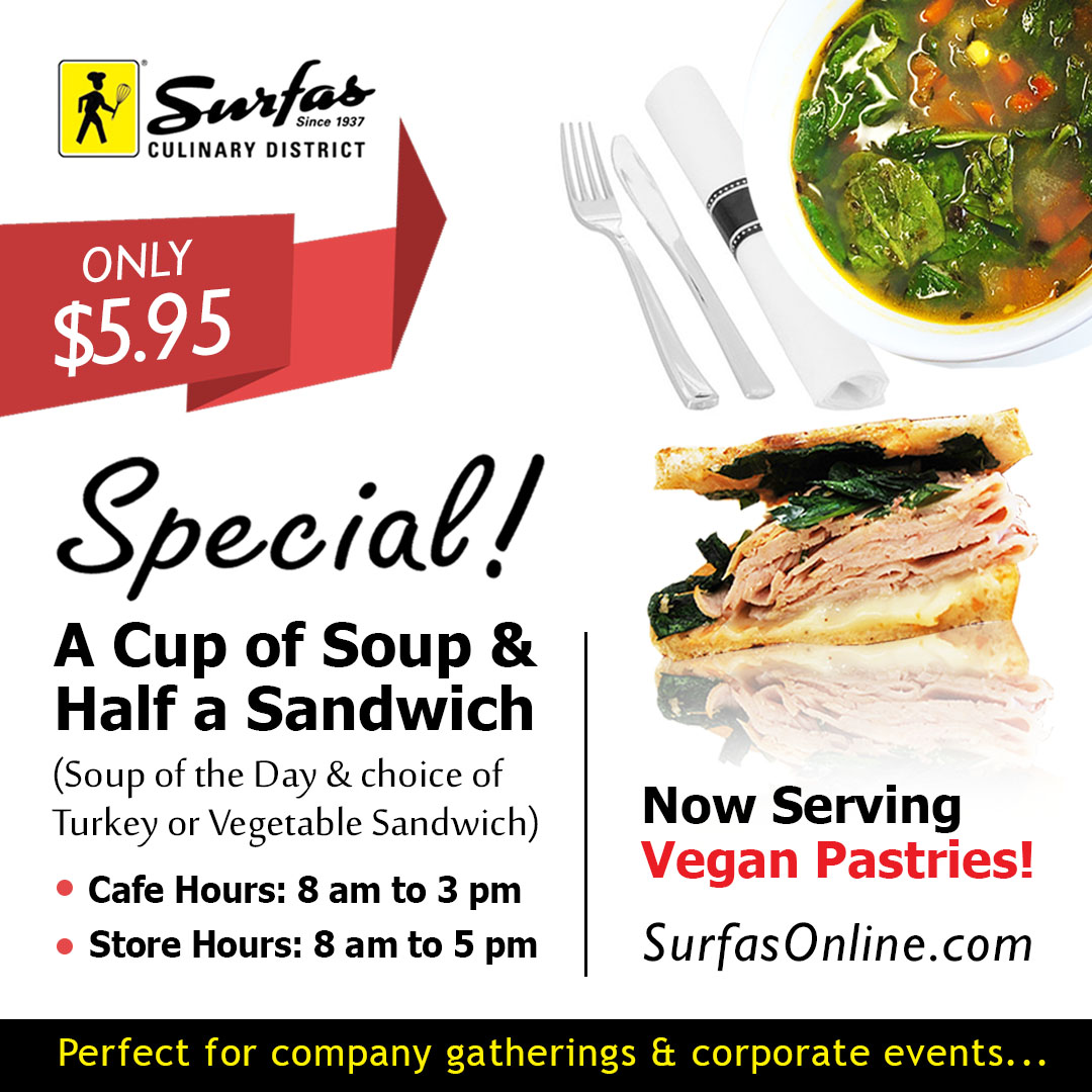 Surfas Culinary District - Sandwich & Soup.jpg