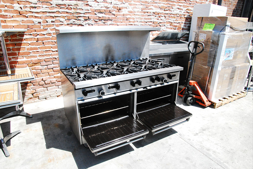 Commercial Kitchen Equipment — Surfas Culinary District #1 ...