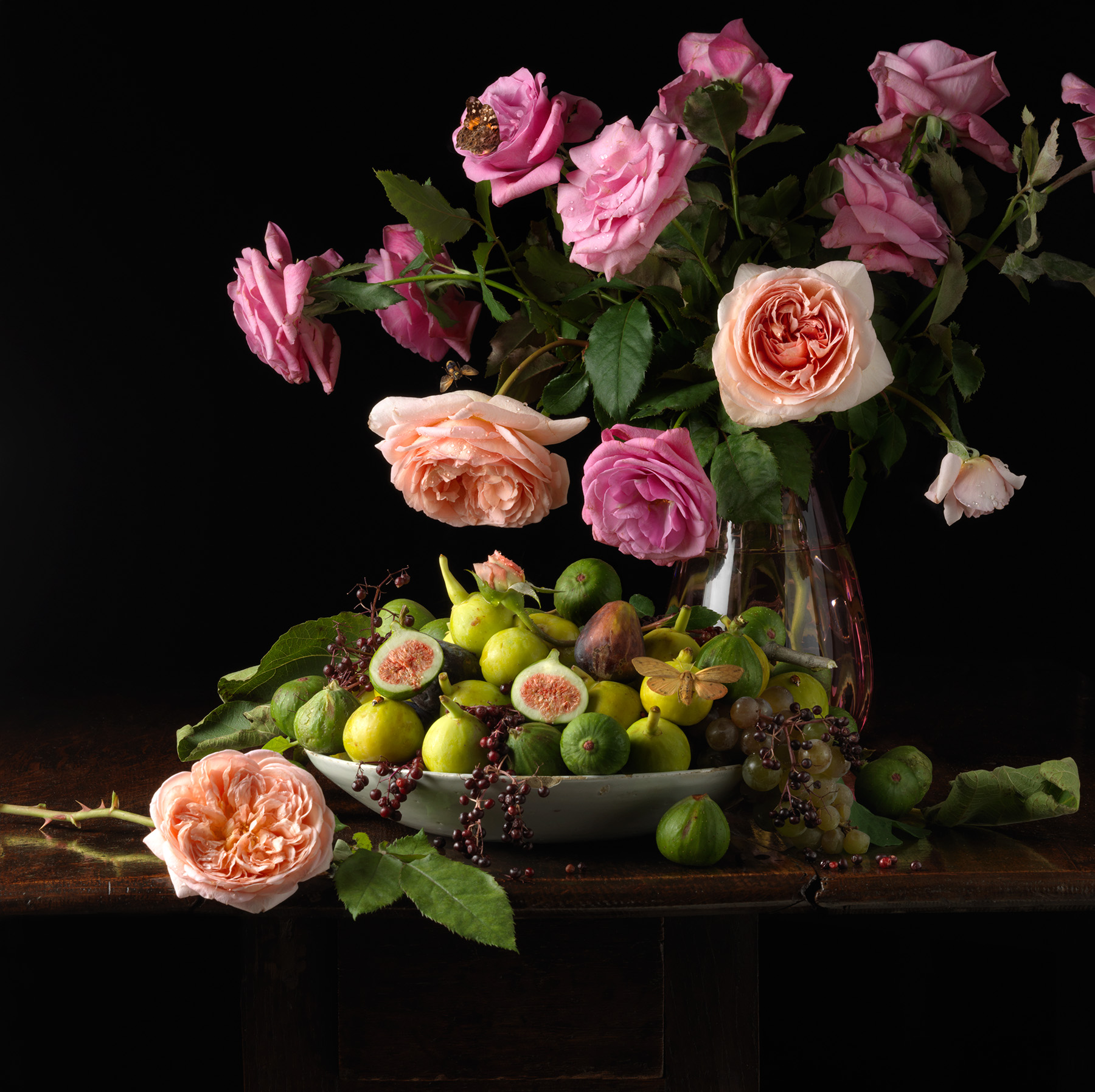 Roses and Figs, 2013