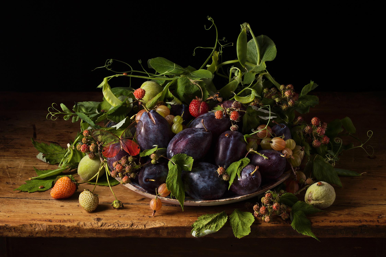 Wild Raspberries, After G.G., 2013