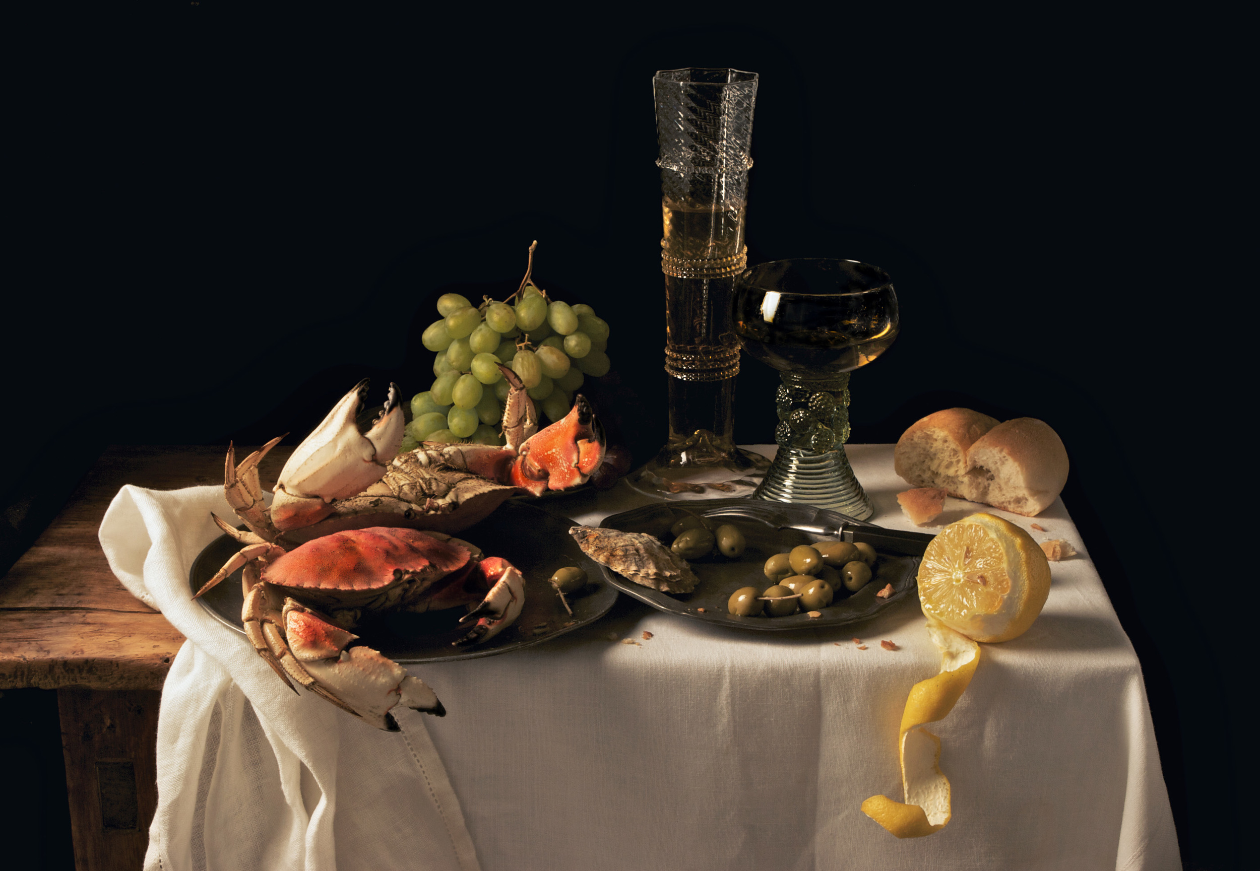 Crabs and Lemon, After P.C., 2009