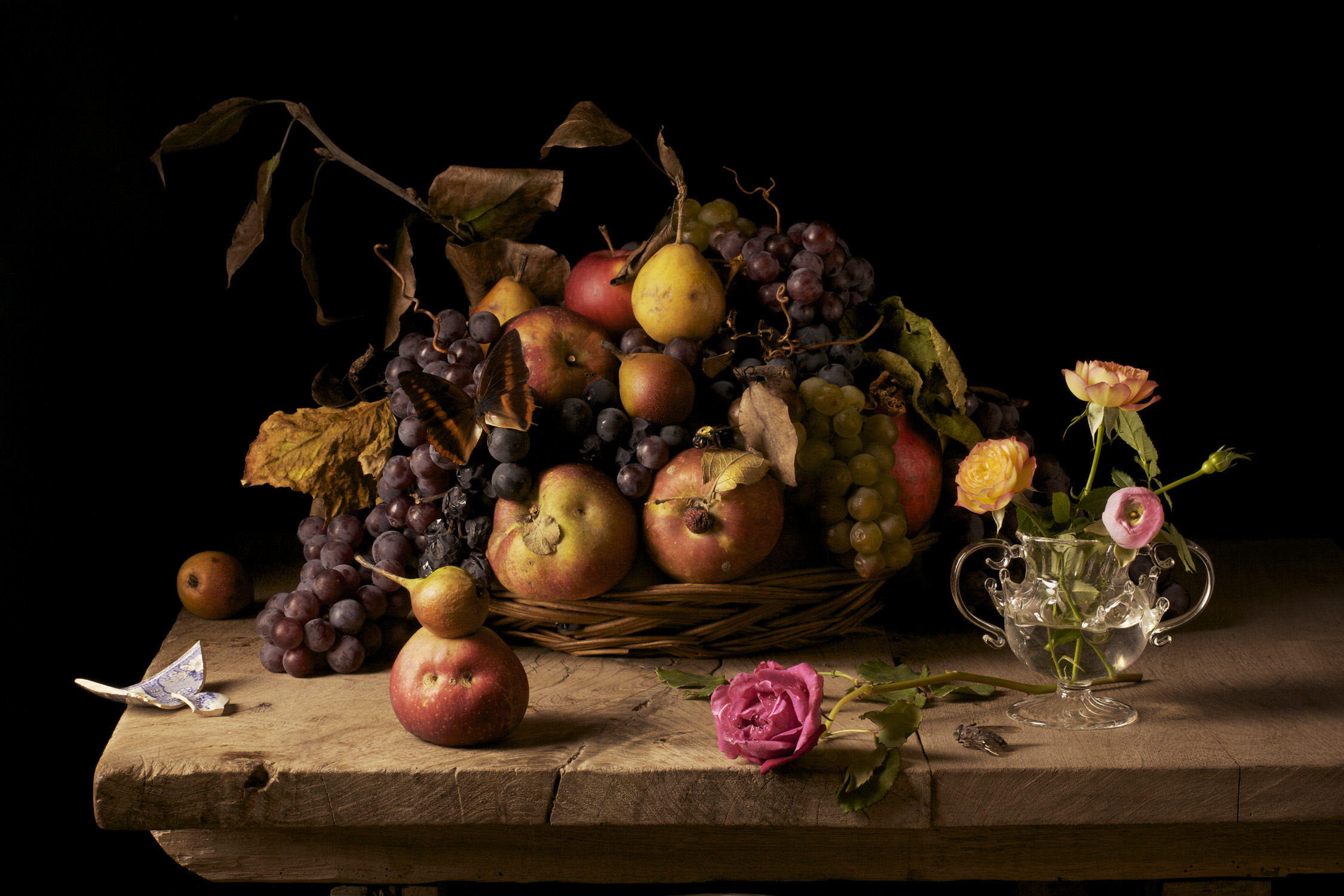 Fruit and Roses, After I.S., 2010