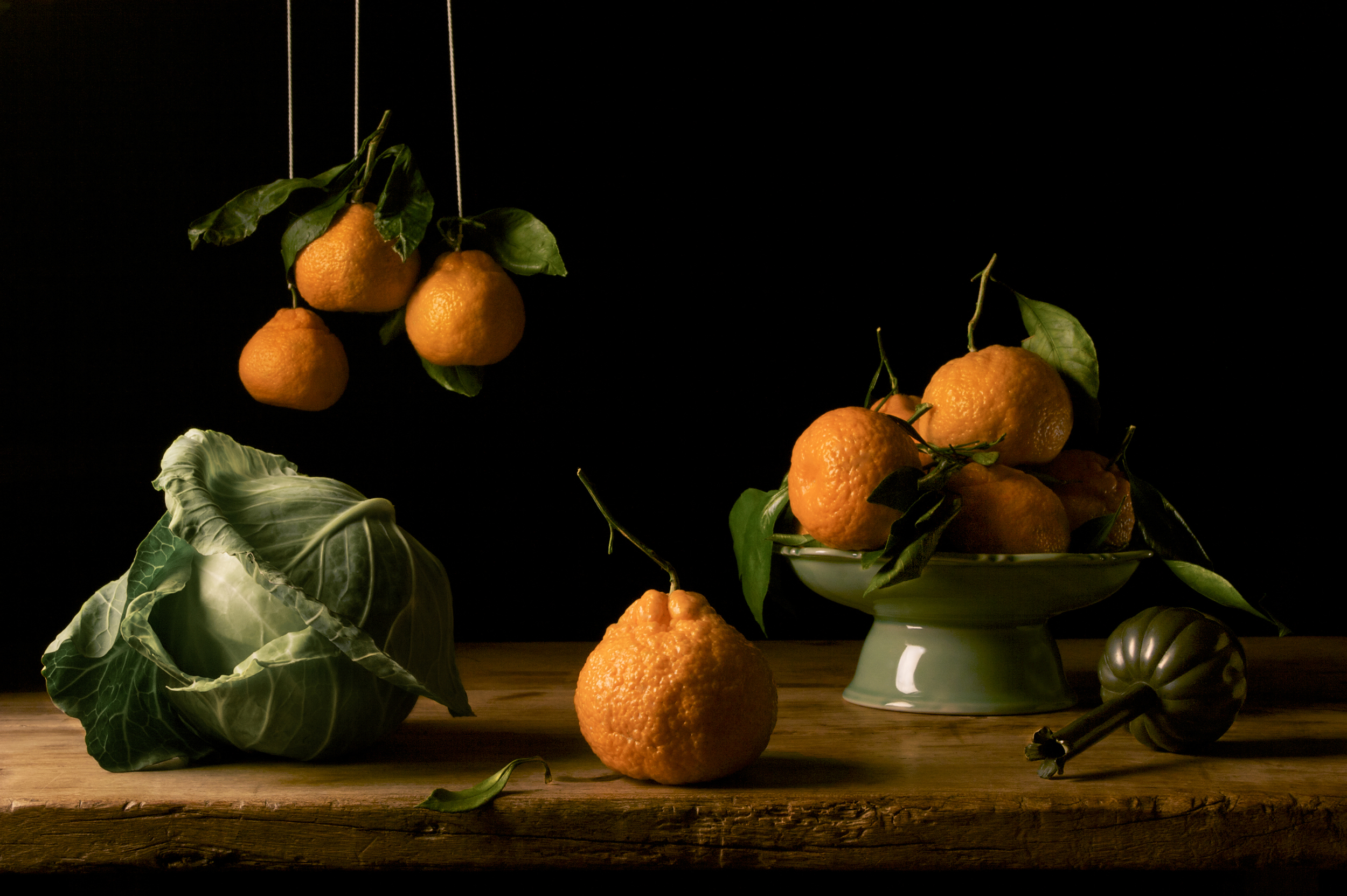Oranges, After F.D.Z., 2009