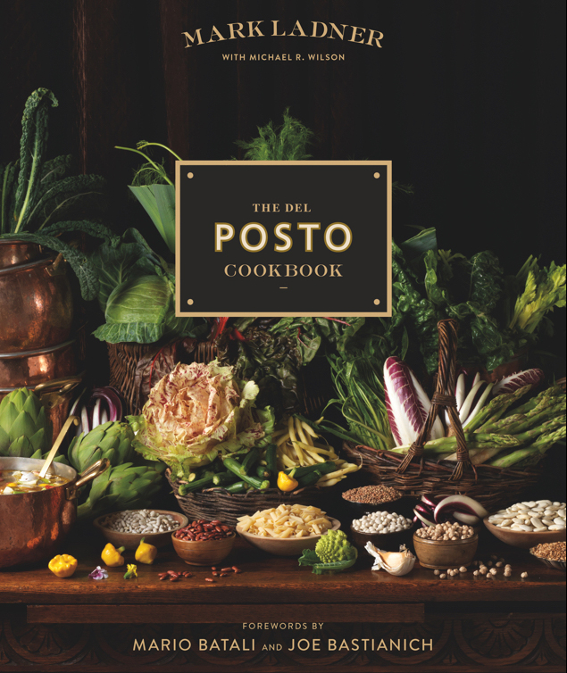 The Del Posto Cookbook November 2016