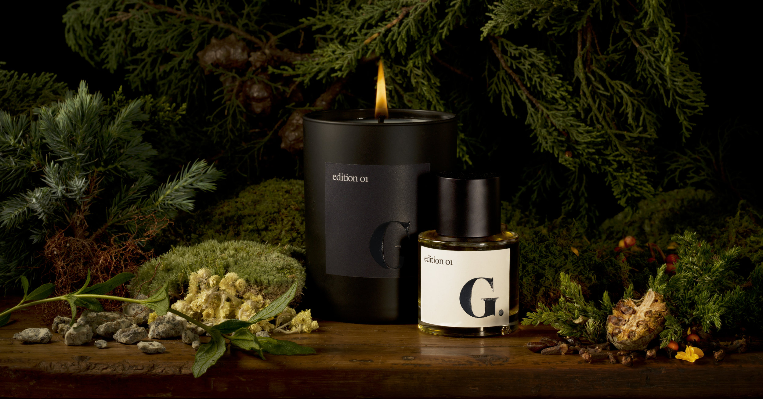 Goop - Winter Perfume & Candle