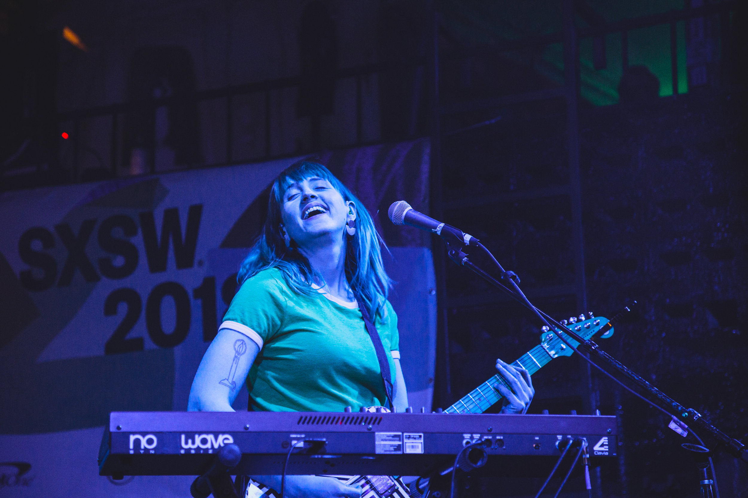 Wye Oak at the Mohawk on 03.12.2018