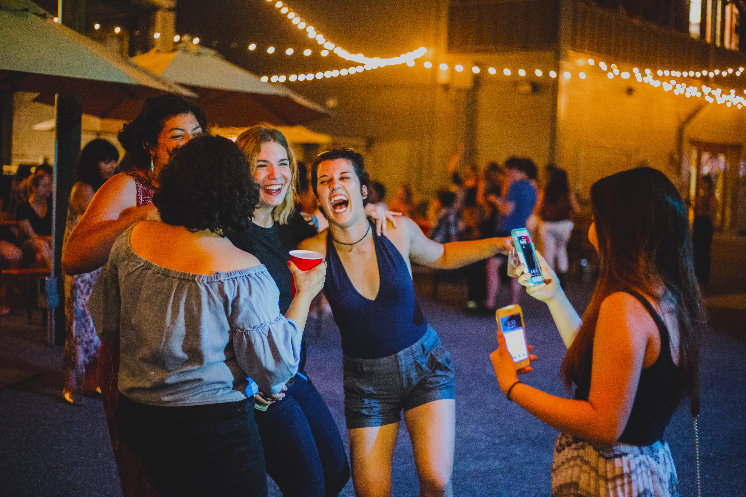 YEAR TWO ANNIVERSARY - There was just so much joy at this fundraiser. The best part about being a photographer is capturing joy and I was swimming in it last May.