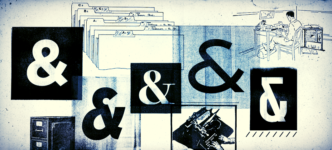 2-page spread for Ink & Letters by J.D. Reeves