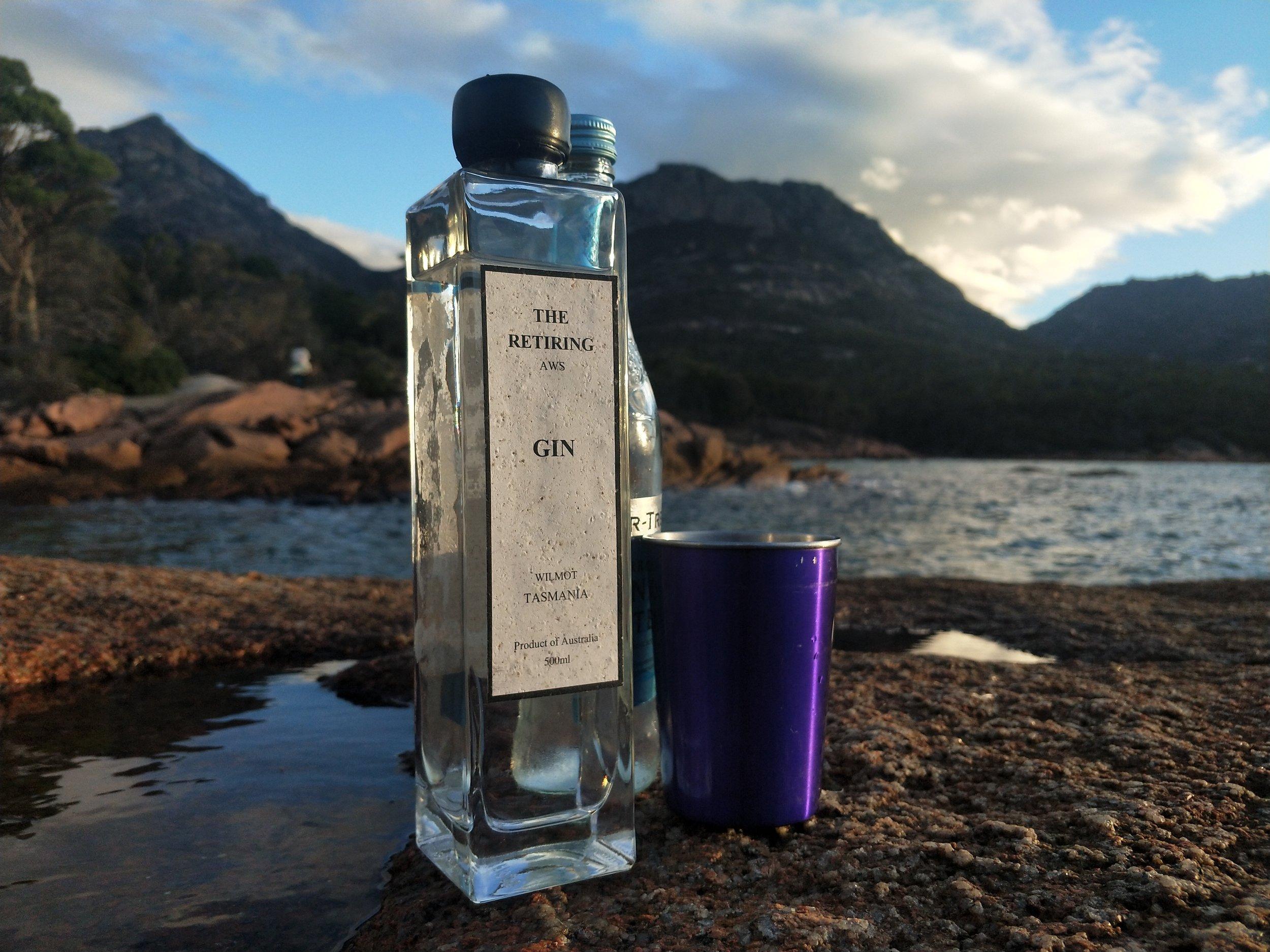 retiring gin