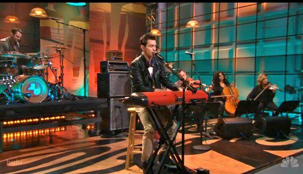 The Tonight Show with Andy Grammar