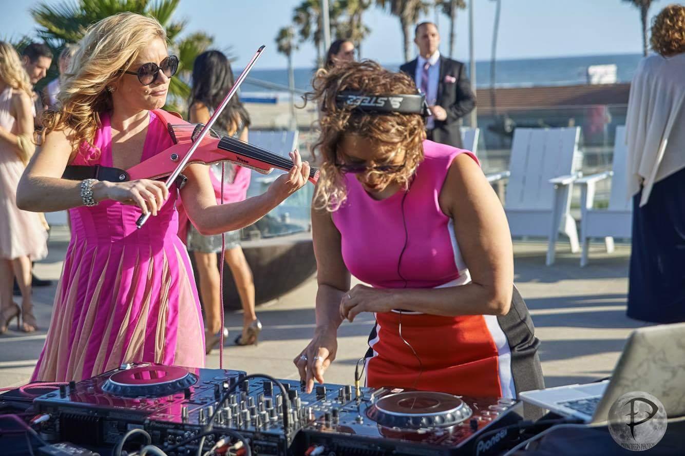 "KAT + COTTO @ Susan G Koman's ""Pink Tie Ball"""