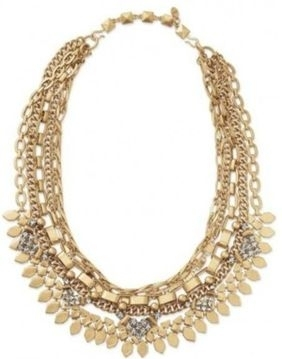 Versatile 5 in 1 statement necklace from  Stella&Dot