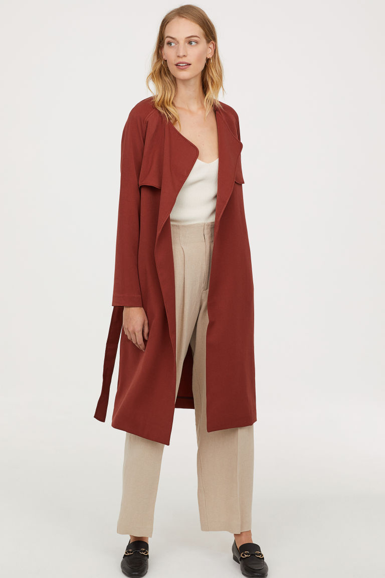 H&M - trench coat