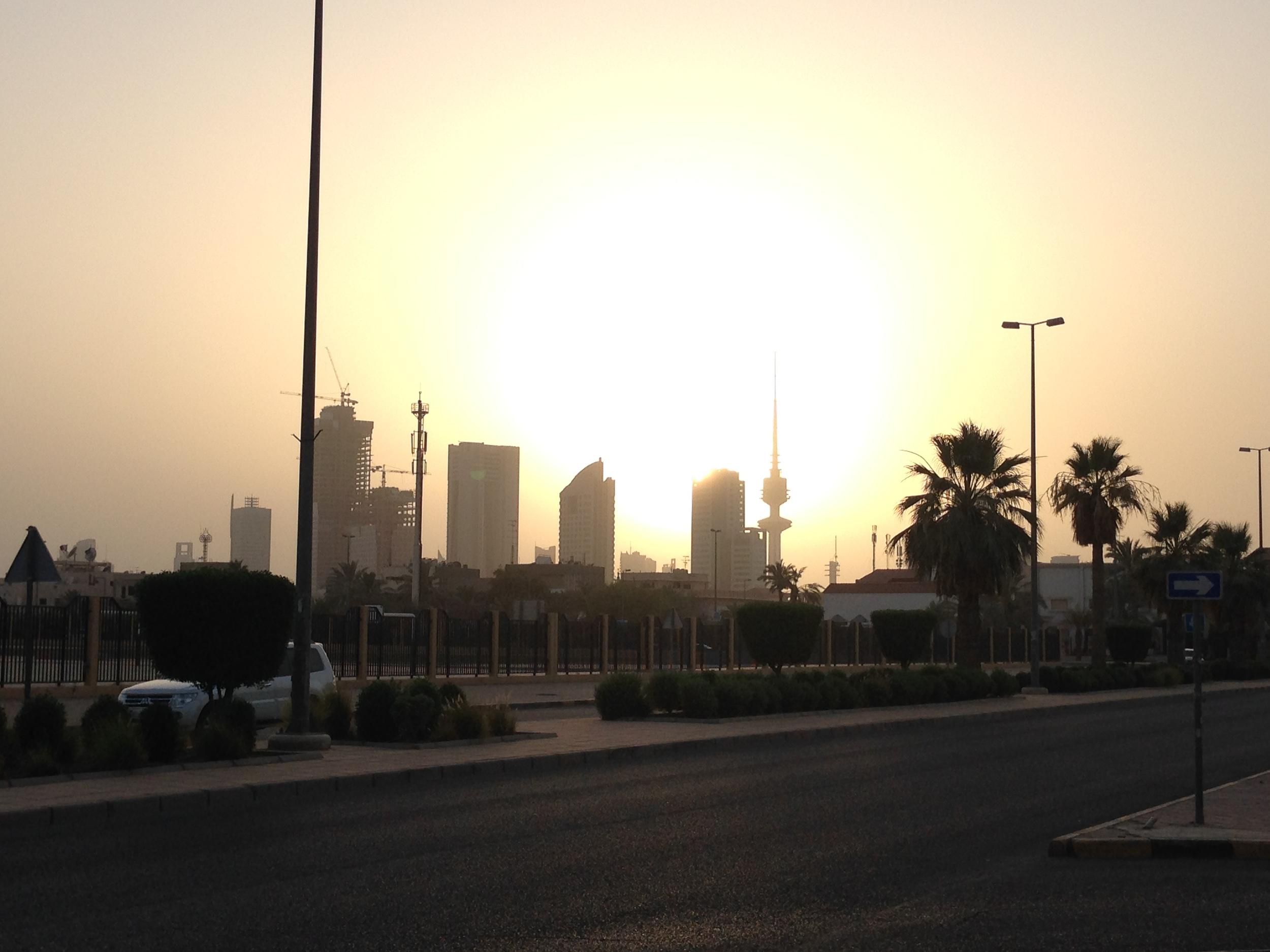 kuwait at iftar