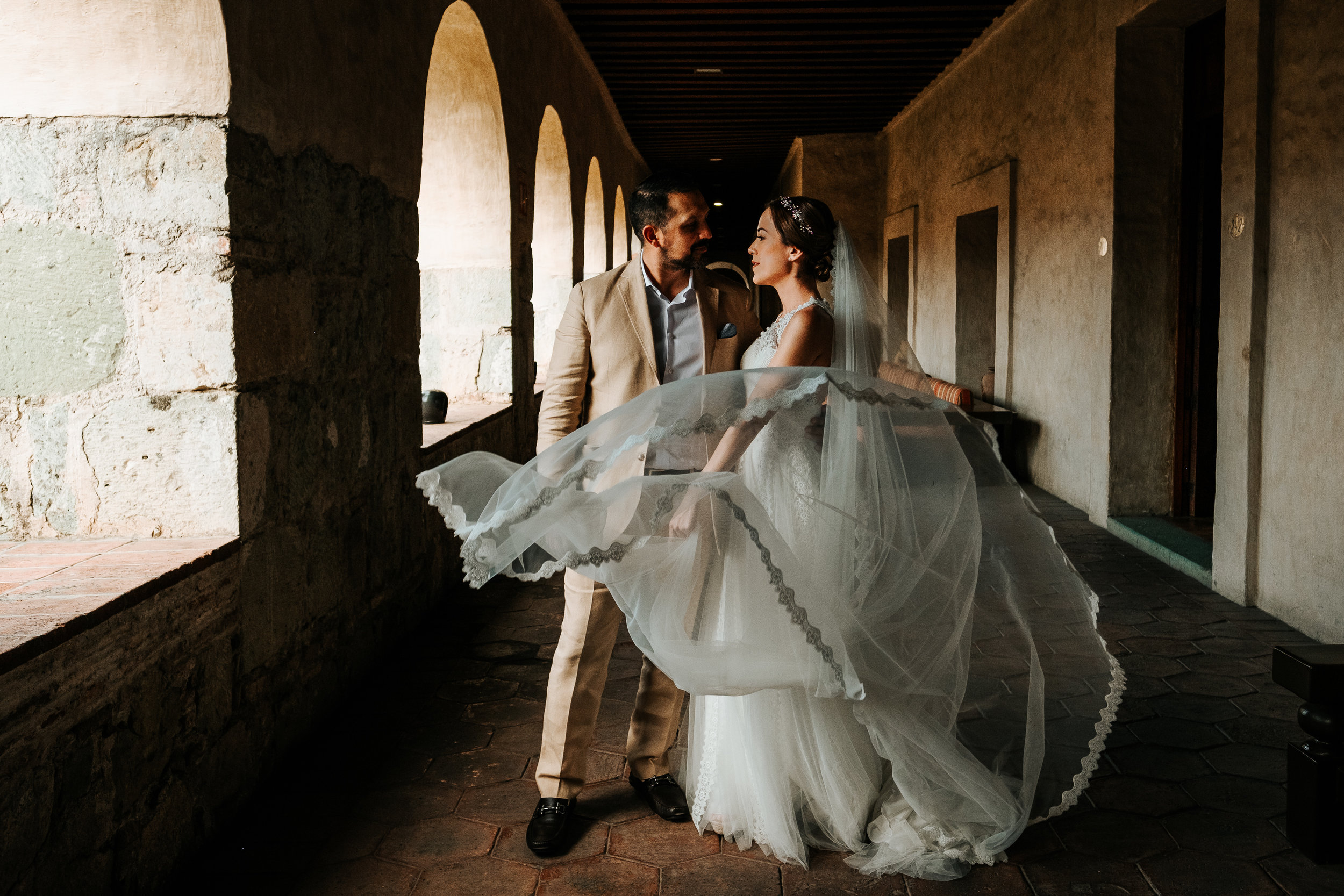 Malena & Armando - Beautiful wedding at Oaxaca, Mexico