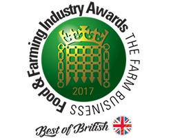 Farm Business of the Year 2017 - We are delighted to have been awarded the Farm Business of the Year award at the Food & Farming Industry Awards 2017......[more]
