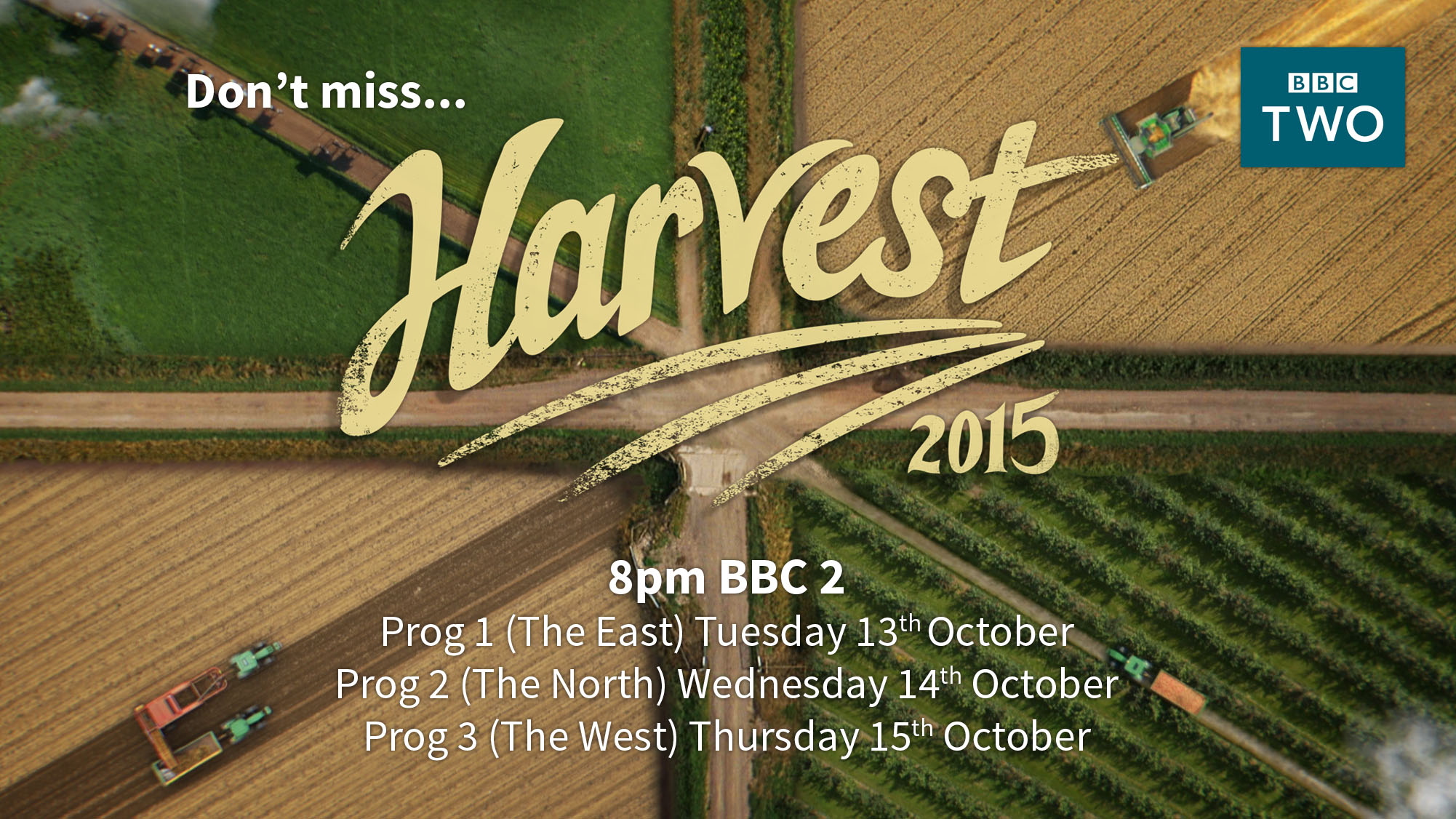 BBC Harvest 2015 - We appeared on the BBC Harvest 2015 TV programme. If you'd like to see how we got on and what we do here at Easter Rhynd then..... CLICK HERE
