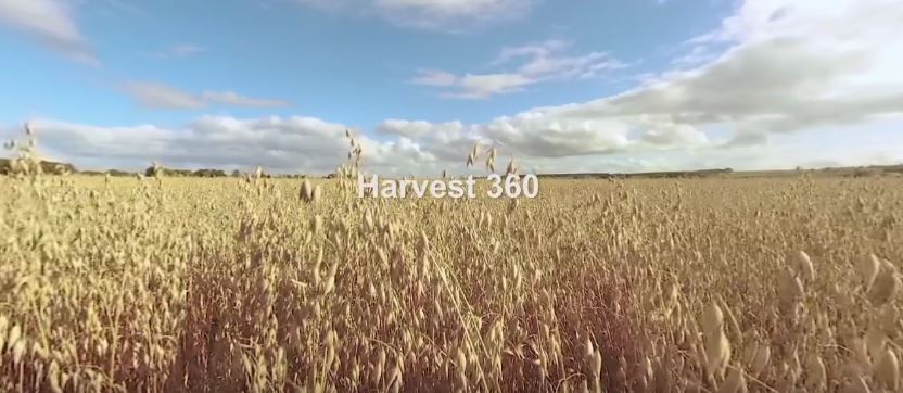 360 Degree Harvest Video - We did a small promotional 360 degree video for Lantra this harvest. Check it out....... HERE