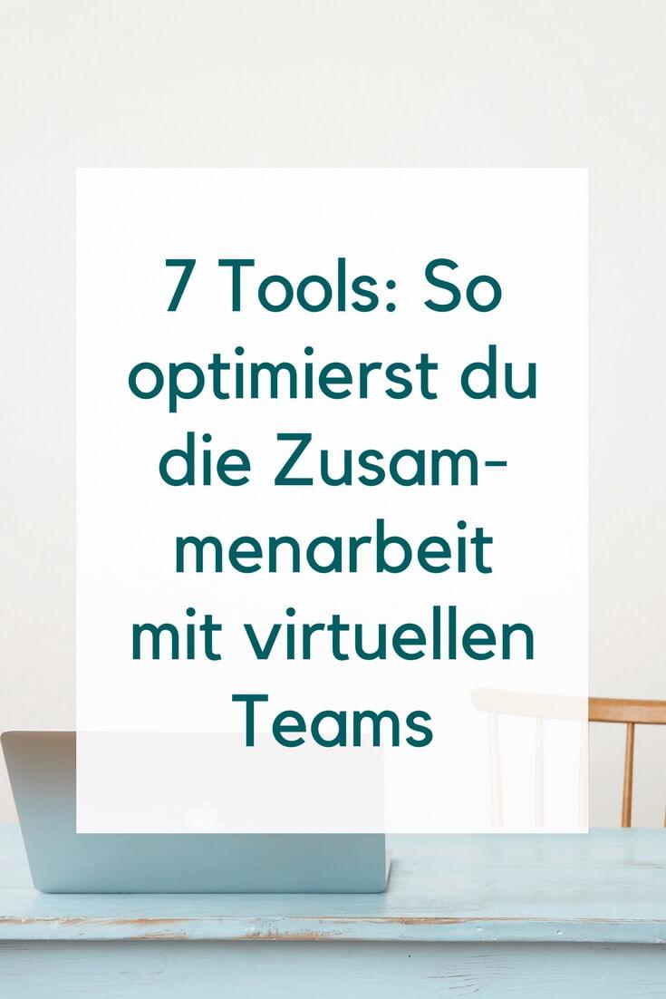 7 Werkzeuge, um die Teamarbeit effizienter zu machen