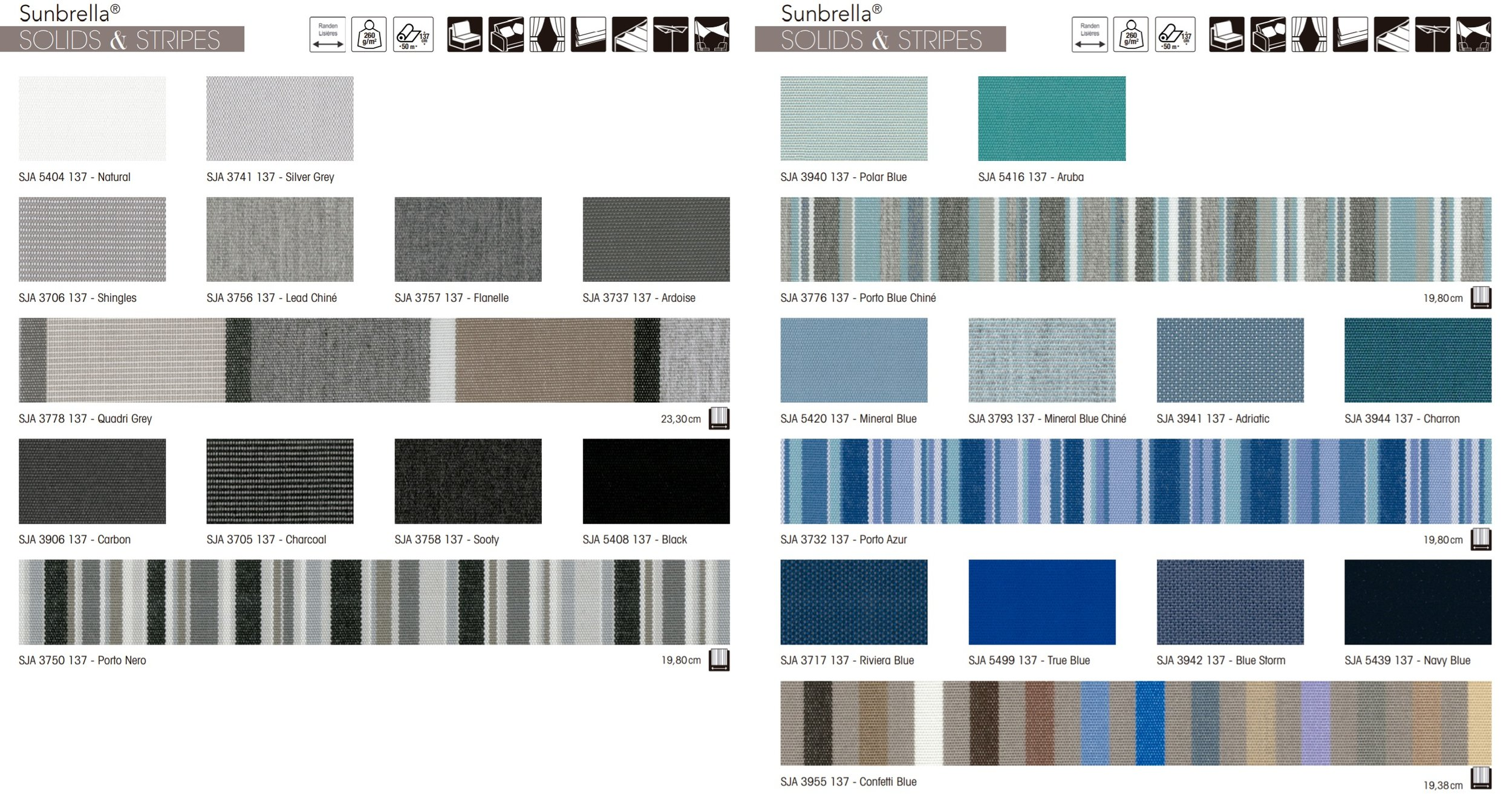 SUNBRELLA FABRIC - SOLIDS AND STRIPES II.jpg