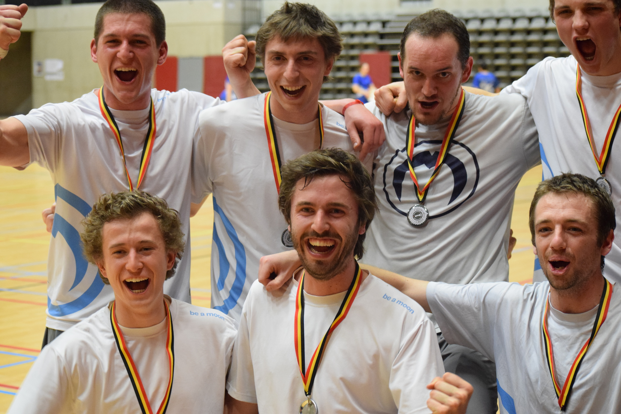 Mooncatchers 1 after their victory of BUIC 2016