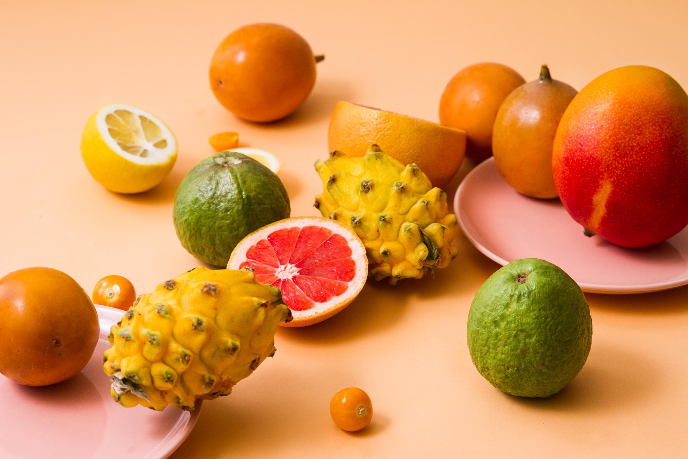 Tutti Frutti - – mehr–