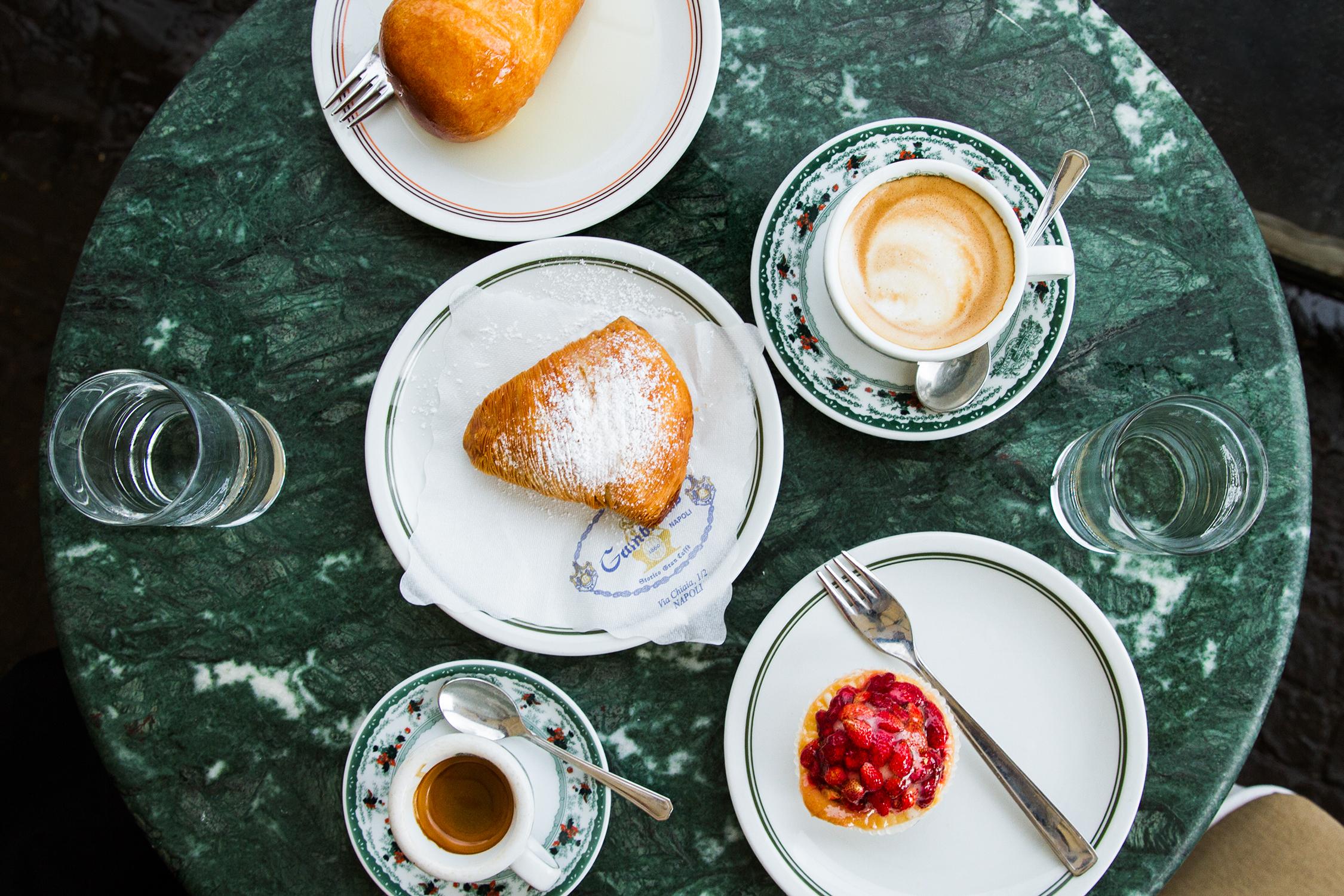 Gran Caffe Gambrinus | Via Chiaia 1/2 (P.zza Trieste e Trento), 80132 Napoli