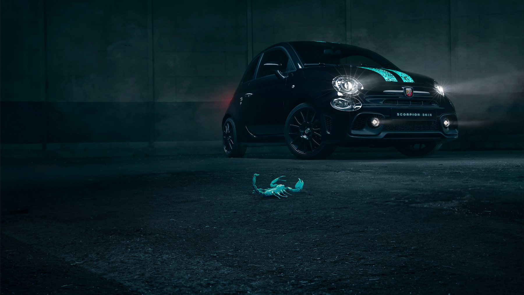 Abarth Scorpion Skin Edition 1 - auto schorpioen.jpg