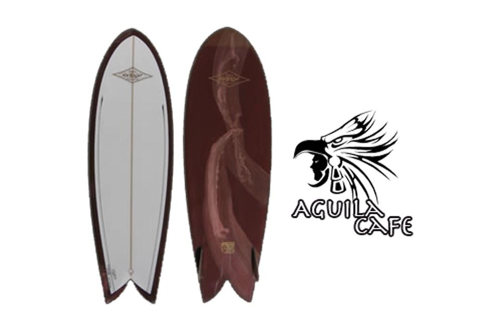 Aguila Cafe Fish