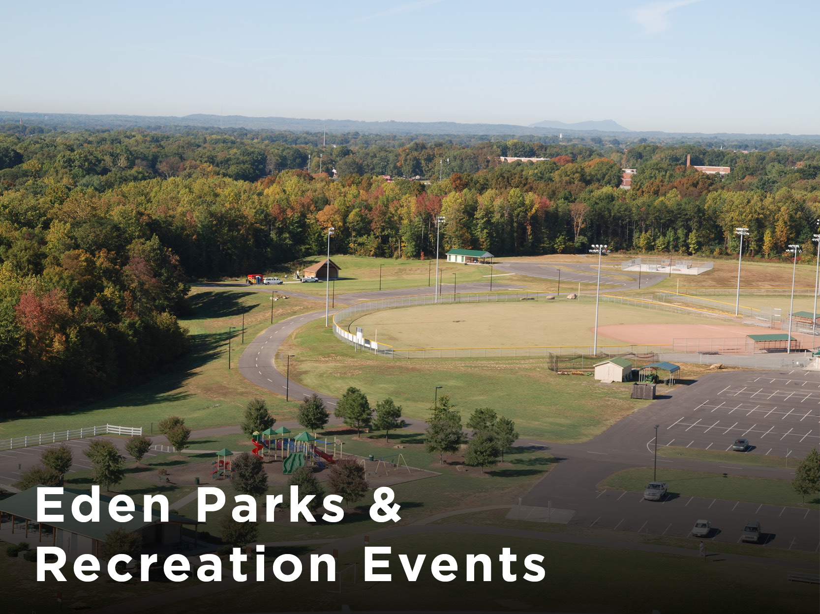 Eden Parks and Recreation Events