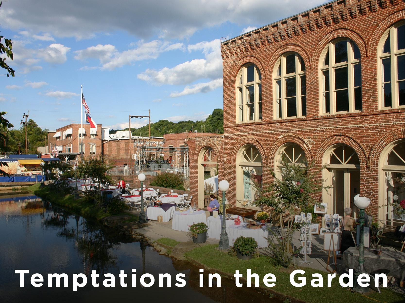 Temptations in the Garden