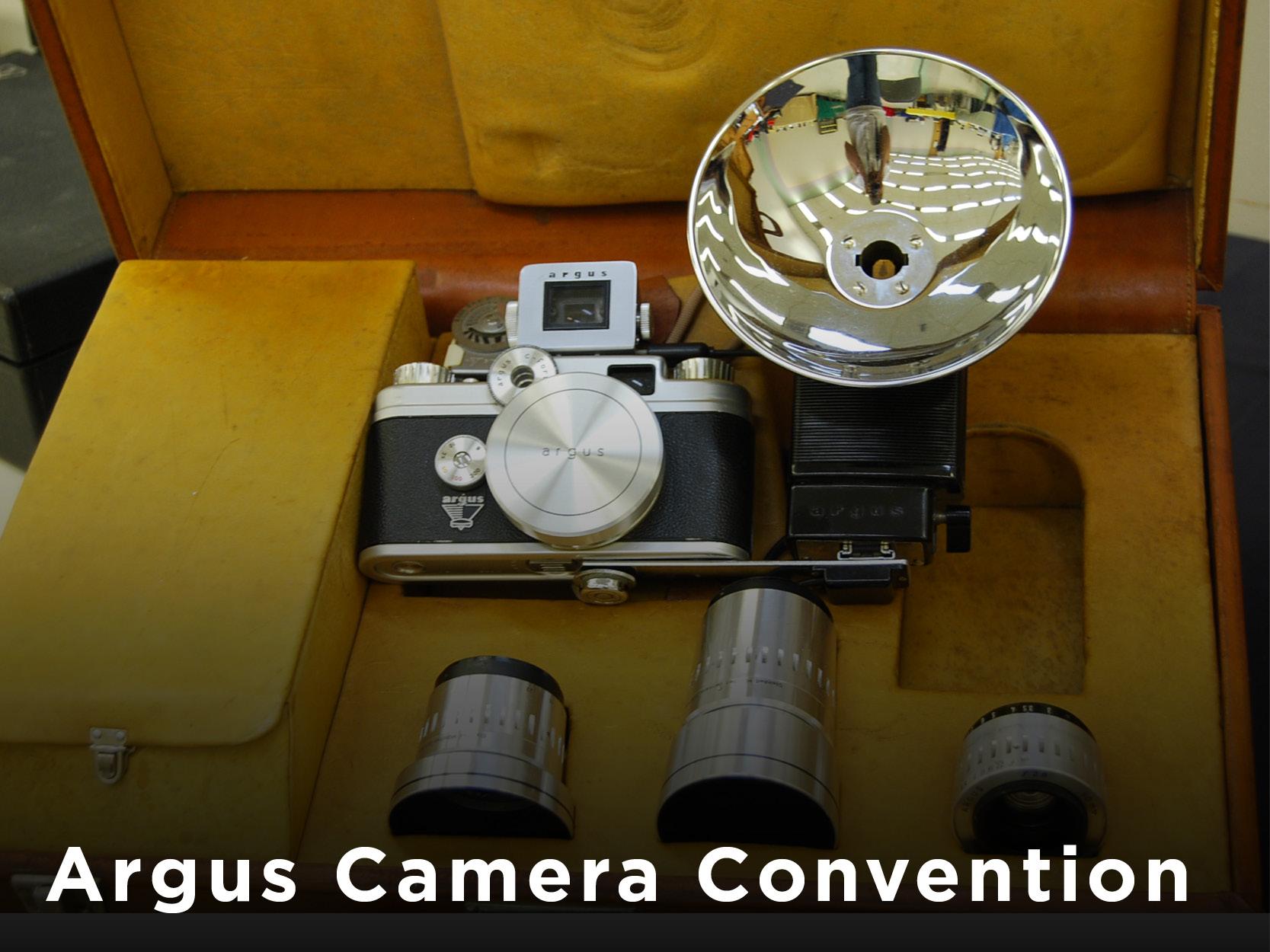 Argus Camera Convention