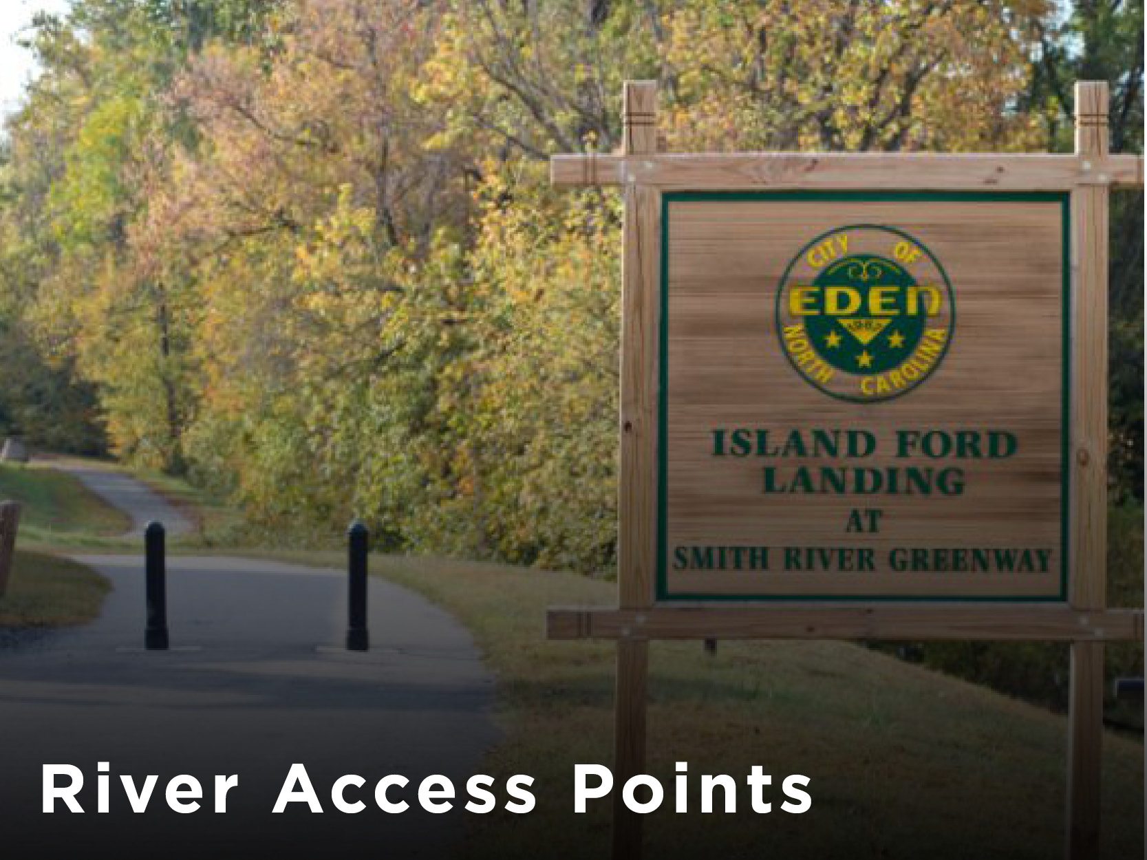 River Access Points