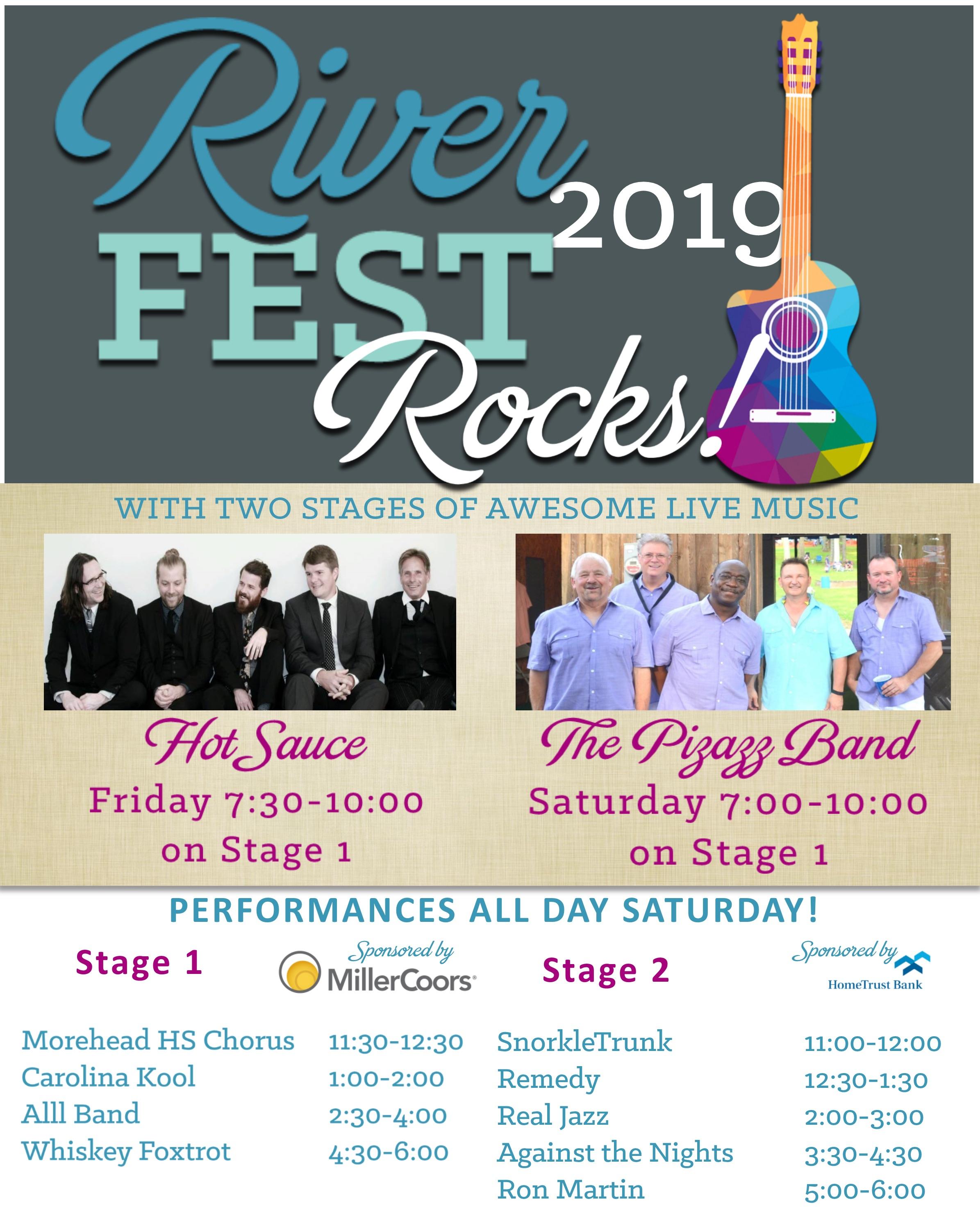 RiverFest 2019 - Entertainment