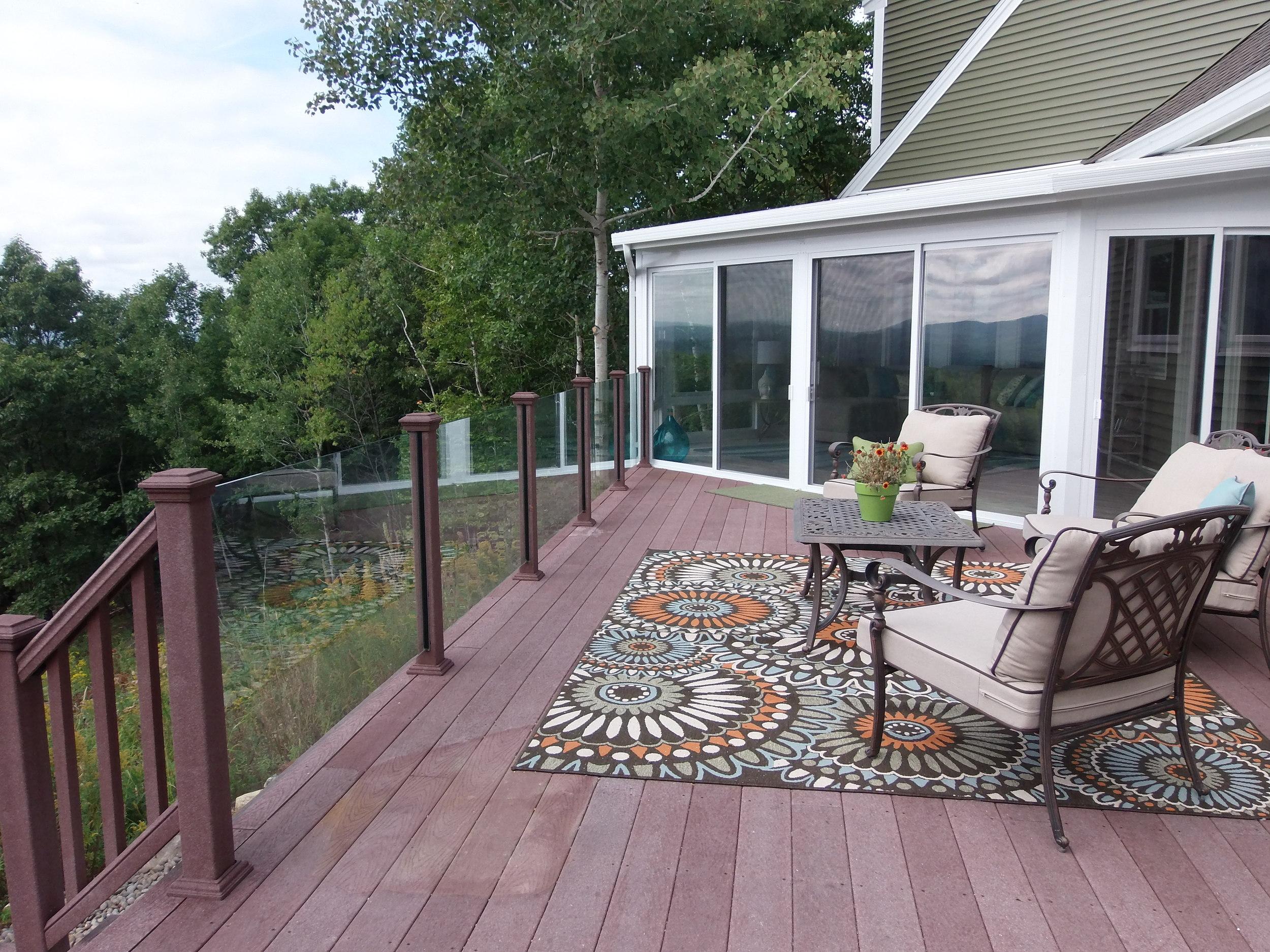 4-Season sunroom addition, New Boston, NH - Betterliving Sunrooms of NH