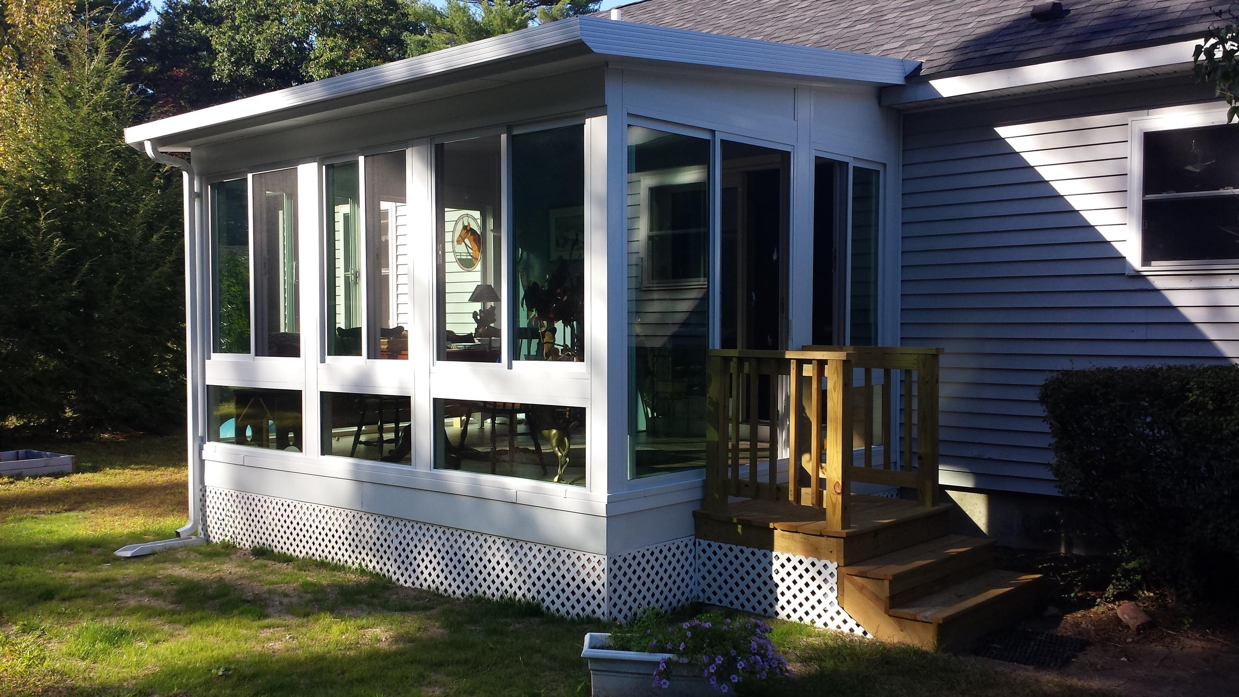 Swanzey, NH 3-season studio style patio room