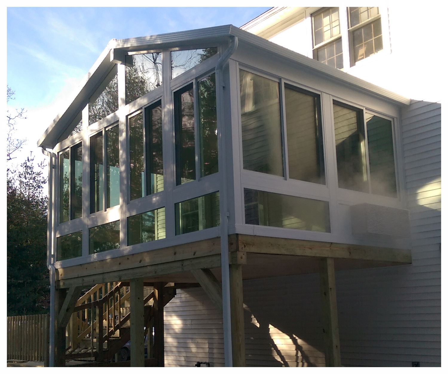 Year-round sunrooms - New Hampshire